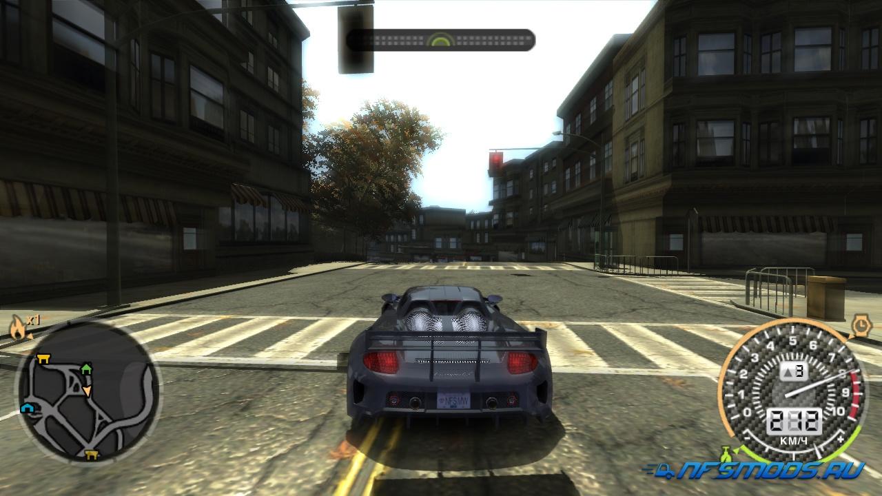 Скачать Widescreen Fix для NFS Most Wanted 2005