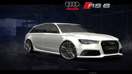 Audi RS6 C7 Avant для NFS Most Wanted 2005