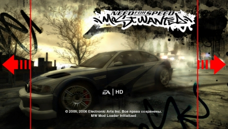 Widescreen Fix для NFS Most Wanted 2005