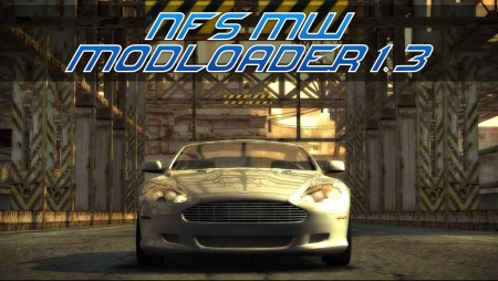 ModLoader 1.3 для NFS Most Wanted 2005